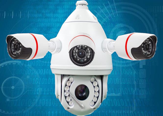 专利交易-多角度同时监控装置
