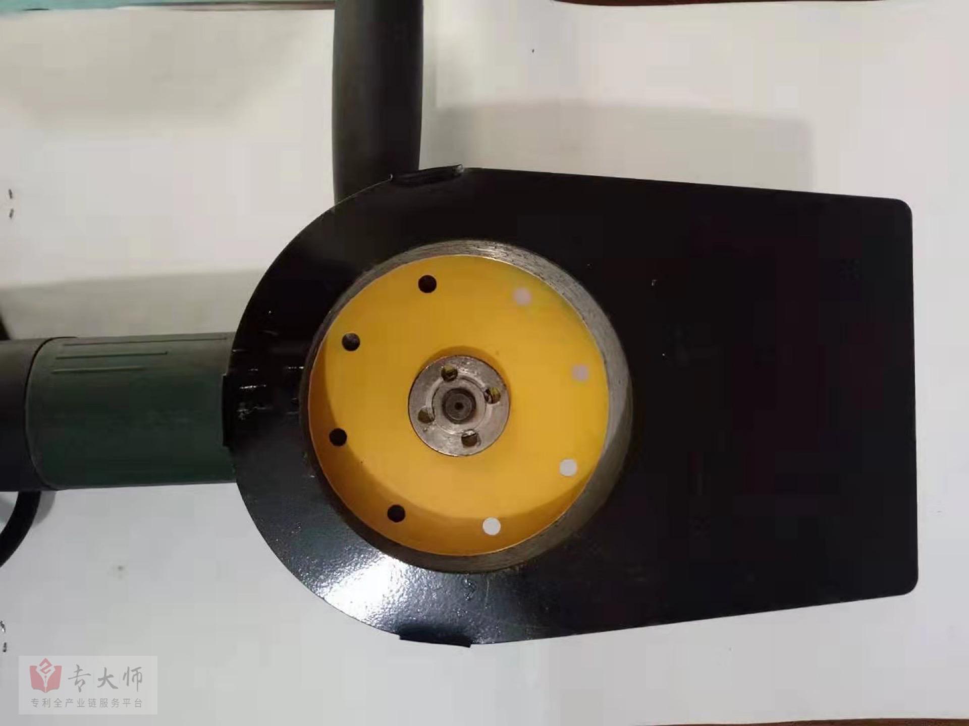 专利交易-石材开槽装置