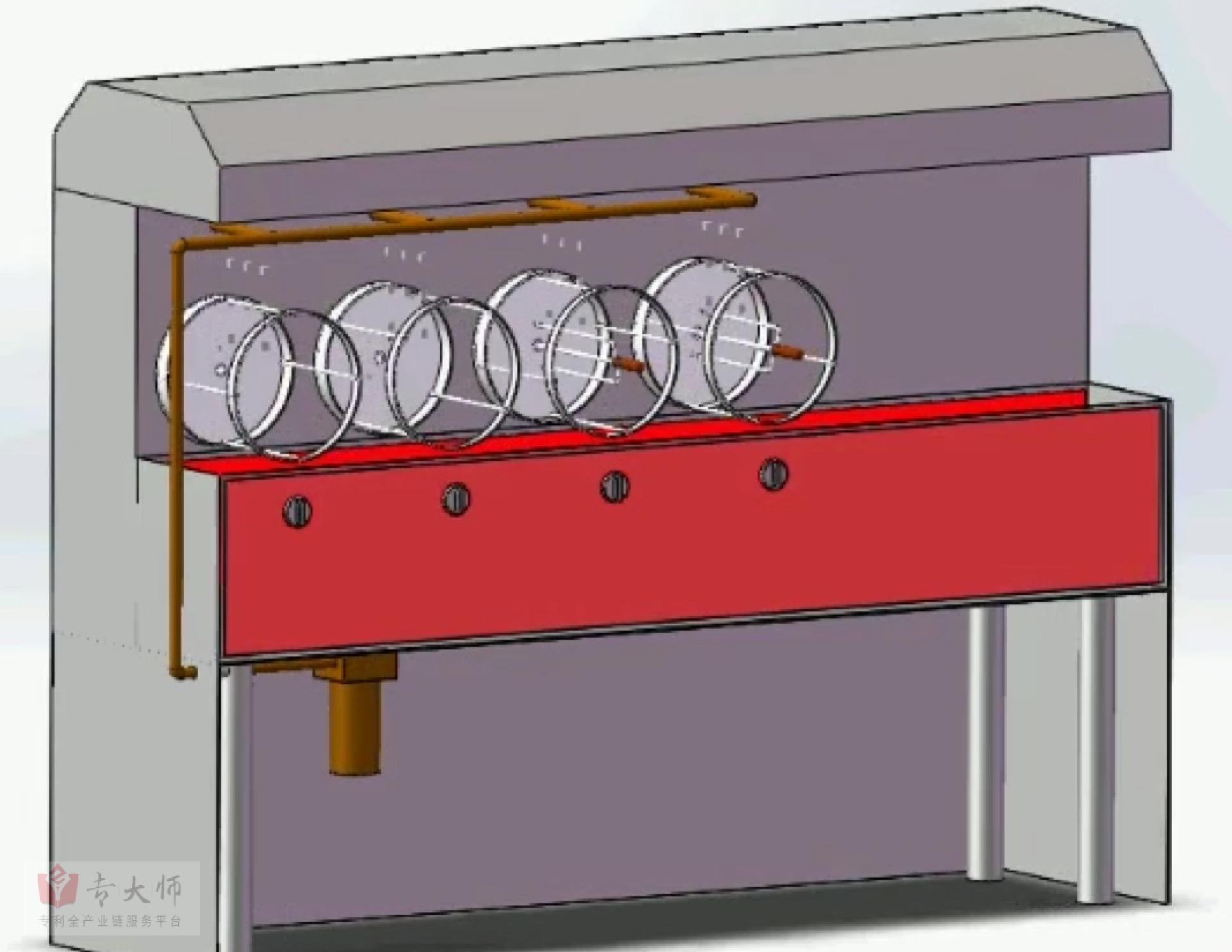 专利交易-烧烤设备