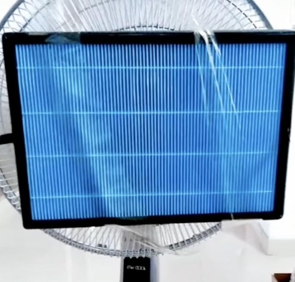 专利交易- 一种具有可翻转显示屏的空气净化器