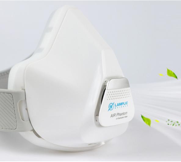 专利交易-自动消毒杀菌的口罩