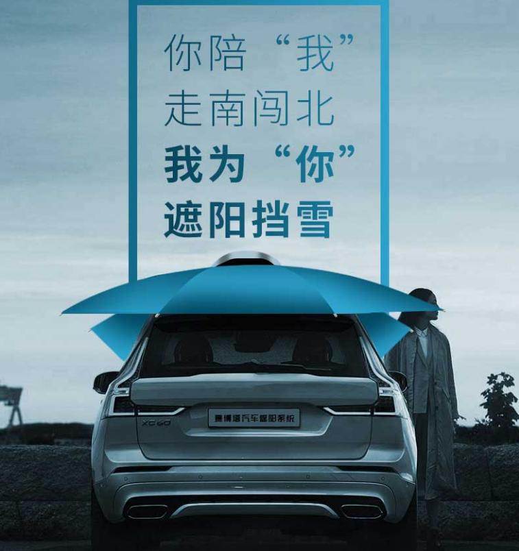 专利交易-汽车自动遮阳系统
