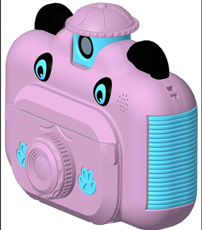 专利交易-儿童打印相机